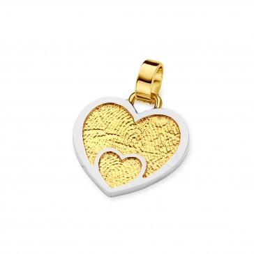 Loved One Gold Gelb/Weiß
