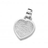 Bliss heart Silber