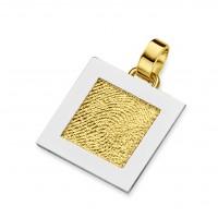 Sincere Gold Gelb/Weiß
