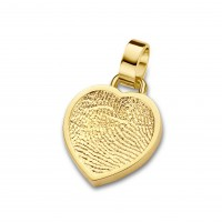 Bliss heart Gold Gelb/Gelb
