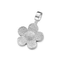 Bliss flower Silber