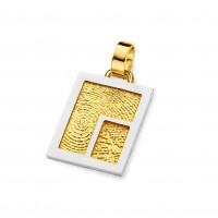 Us Gold Weiß/Gelb