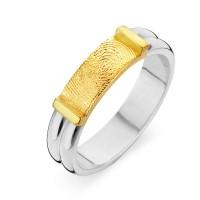 Forever Gold Gelb/Weiß