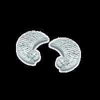 Moon Zirconia Silber